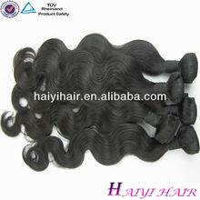 Factory Directly Sale Human Hair Weave Brazlian/Peruvian/India Virgin Hair