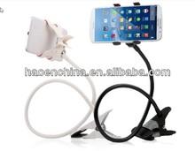Mobile Phone/MP4 Flexible Lazy Holder Mount Gooseneck Clip Holder for iPhone for Samsung