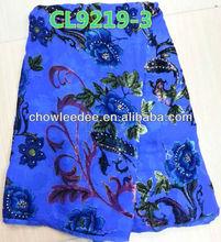 African women velvet fabric ,dress velvet fabric. sportswear fabric. 5yds/pc. CL 9219-3