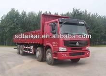 High Power Dump Truck For Sale