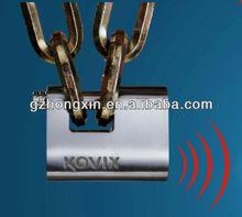 preventing rust square circle big siren alarm padlock