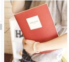 Korean factory direct notebook