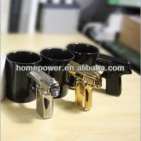 Creative product 11oz standard ceramic gun mug for sale