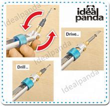 Half Time Drill Driver quick change drill chucks
