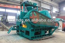 chemical powder, mineral powder briquette hydraulic press machine manufacturer in India