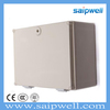 SAIPWELL 350*500*250mm Durable PVC Enclosure Electrical PVC Waterproof Box PVC Plastic Box PVC Waterproof Junction