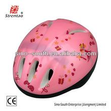 hot sale kids helmet / led light kid bicycle helmet / kids dirt bike helmet