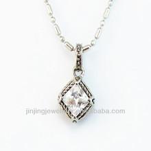 Fashion Jewelry new design ladies natural stone pendant