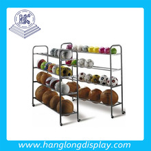 Supermarket Ball Basketball Storage Rack basketball rack HC002