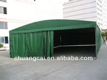 Logo according to customer need camping and folding chair with canopy