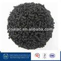 95% Dureza carbón columnar basado en carbón activado para purificación de agua