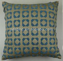 Geometric decorative cushion pillow
