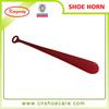 Real horn shoe horn, custom shoe horn, promotional shoe horn