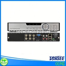 channel dvr rack equipment h264 dvr( CE FCC RoHs Passed )