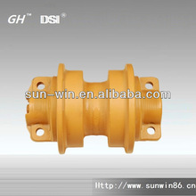 Komatsu dozer track roller for d155 d275 d355 d375 , Metal track roller
