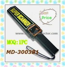 Hand held metal detector pour vente / à main explosive detectorTEC-MD-3003B1