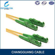 SM/MM,0.9mm/2.0mm/3.0mm,1M/2M/5M/10M.... ,LZSH/PVC Fiber optic patch cord