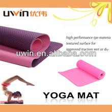 custom tpe printed eco yoga and exercise mats natural yoga mat
