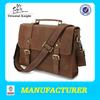 2014 crazy horse leather sling bags men vintage design