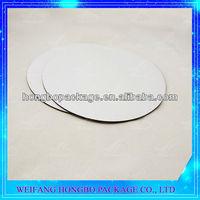 """10"""" cake circles white,paper cake circle"""