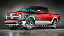 Dodge Ram 1500 Fiberglass Classical Tonneau Cover