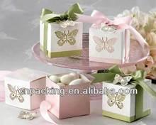 dongguan factory direct sale wedding favors box
