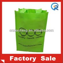 2014 promotion craft reusable non woven pp shopping bag