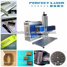 IPG / Raycus metal pen keychain laser marking engraving