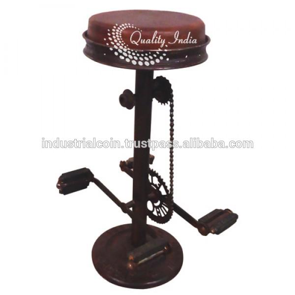 Bike Pedal Bar Stool Buy Used Bar Stools Retro Bar Stool