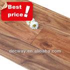 Solid Asian walnut wood flooring