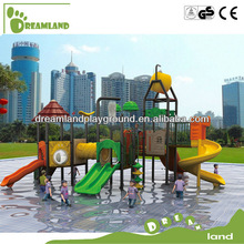 exciting kids outdoor water park play equipment for sale