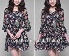 Ladies dress,fashion dress, 041103