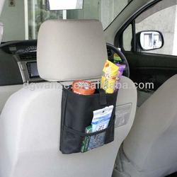kids back seat organizer / car seat organizer / kids car organizer