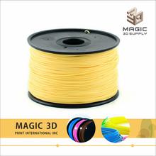 Import material HIPS&ABS&PLA 3D printer filament 3.0 mm printer material
