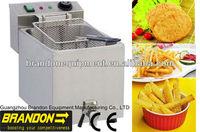 Used commercial fryer&Cooking chicken fryer & fat fryer