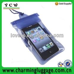 waterproof pouch/waterproof mobile phone pouch
