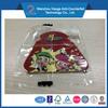 Acrylic blank photo frame fridge magnet