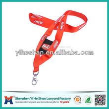 Cheap factory eco-friendly mobile neck lanyard