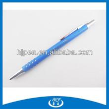 Good Quality Cheap Price Engraved Metal Pen Blue Metal Pen