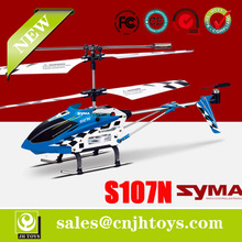 SYMA S107N 3.5 channel Mini metal remote control RC Helicopter with GYRO