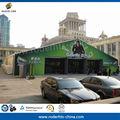 de alta calidad de promoción de la exhibición de publicidad al aire libre comercio mostrar tiendas de campaña de la cocina de la tienda