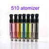 2014 most popular 510 vision nano clearomizer 1.0ml no wick