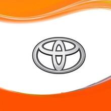 Toyota Logo Badge Emblem
