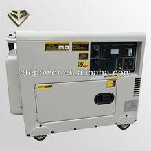 5kw/5KVA Old Type Home Use Air cooled Diesel Generator Set