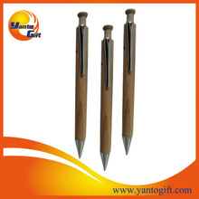 Wooden ballpoint pen