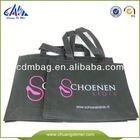 Green Promotional chrismas shopping bag