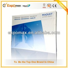 2014 hot sales fluorescent boards poster frame advertising display