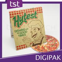 Customized CD / DVD Digipak Design with Spider Hub