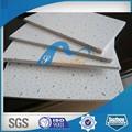 De sonido- absorción de tablero de fibra mineral azulejos del techo los paneles del techo