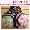 Beautiful pattern dog carrier bag